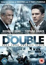 The Double [DVD], Good DVD, Tamer Hassan, Stephen Moyer, Martin Sheen, Topher Gr