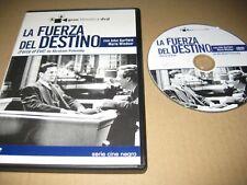 LA FUERZA DEL DESTINO DVD