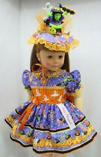 "Custom Made 35"" Patti Playpal Doll Halloween Dress, Panties and Hat (NO DOLL)."