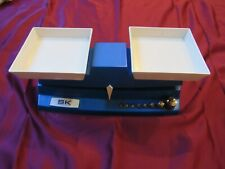 Elementary School Balance Scale Classroom Measuring Weighing w/ Weights Used