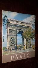 """PARIS - Collection """"Couleurs du monde"""" Ed. Del Duca"""