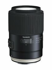 Tamron 90mm F2.8 VC USD Lens compatible with Canon DSLR Camera
