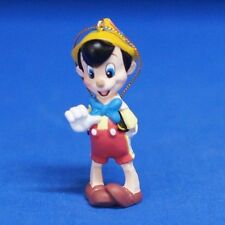 Disney Parks Pinocchio as Puppet Storybook Ornament Figurine