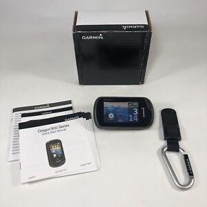 Garmin Oregon 600 Handheld - Manufacturer Refurbished - Mint