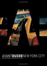 AVANT GUIDE____ NEW YORK CITY_____BRAND NEW