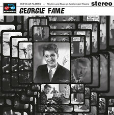 Georgie Fame and The Blue Flames - R&B at The Camden Theatre mint sealed LP