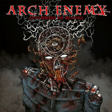 ARCH ENEMY - Covered In Blood 2 x LP Metal Covers Record NEW VINYL ALBUM KISS ++