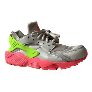 Women's Nike Air Huarache Run Shoes 634835-033 Running Sneakers Size 9.5