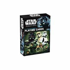 Star Wars Rogue One Playing Cards Cartamundi