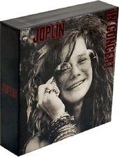 """JANIS JOPLIN """" In Concert """" Promo empty Box for Japan Mini LP CD"""