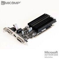 Add New ATI Radeon HD 5450 1GB DDR3 HDMI VGA DVI Video Card From MICOMP!