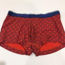 2Xist Graphic Dot Mens Underwear Boxer Brief Medium
