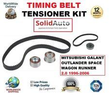 Pour Mitsubishi Galant Outlander Space Wagon Runner 2.0 1996-2006 Timing Belt Kit