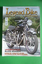 LEGEND BIKE 120/2002 ANCILLOTTI 125CR MOTO COLOMBO 250 SUZUKI TR 500 VINCENT