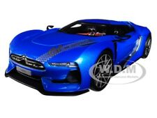 2008 CITROEN CONCEPT GT ELECTRIC BLUE 1/18 DIECAST MODEL CAR BY NOREV 181613
