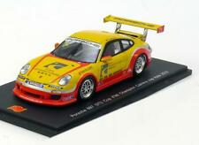 1:43 Spark Porsche 911 GT3 #99 Carrera Cup Asia 2010