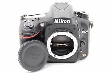 Nikon D600 24.3 MP 3.2'' Screen DSLR Camera Body Only - SHUTTER COUNT 1103