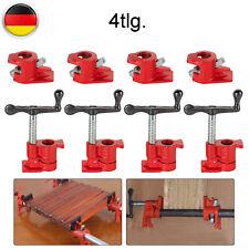 """4 Satz 3/4 """"Schraubzwingen Schraubstock Rohr Schraubzwinge Für Holzbearbeitung"""