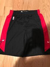 Nike NBA Chicago Bulls Player Issue Training Short Size XXL BNWT AJ5058-010 Rare