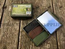 BCB CAMO CREAM - British Army NATO Camouflage Face Paint Compact Fancy Dress MOD