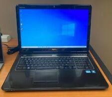 "Dell Inspiron 17R N7110 17.3"" HD+ Laptop Intel Core i3-2310M 4GB RAM 320GB HDD"
