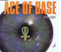 The Sign - Ace Of Base CD ( 3 Track ) Maxi Single 1993