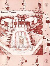 USPS 1st Day Issue Ceremony Program #1189 Dr. James Naismith Basketball HOF 1961