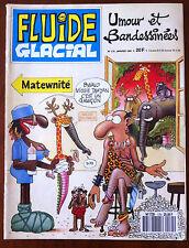 Fluide Glacial n°175 du 1/1991