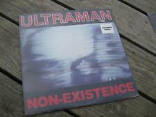 "ULTRAMAN ""Non-Existence"" NEW/SEALED ORGL 1990 COLOR VINYL PUNK LP w/STICKER"