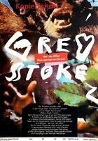DDR Progress DEFA Filmplakat, Kino, Herr der Affen Die Legende von Tarzan, 1988