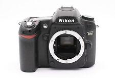 Nikon D D80 10.2MP Digital SLR Camera - Black (Body Only) - Shutter Count: 1877