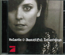 CD - MELANIE C. - BEAUTIFUL INTENTIONS  #D57#