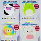 SQUISHMALLOW inspired Phone Grip - Swap Tops to Change Designs TOP ONLY Wendy