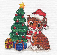 Counted Cross Stitch Kit OVEN 1418 - Christmas miracles