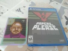 NEW PAPERS, PLEASE - PS VITA - LIMITED RUN GAMES