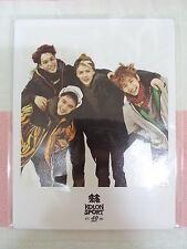 EXO KOLON SPORT 2013 Photo PostCard Type-D Official K-POP