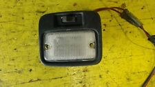77-81 Datsun 210 310 Wagon Cargo Area Left Rear Wall Dome Light - Genuine OEM