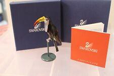 Swarovski Paradise Belyaka Black Diamond Bird object
