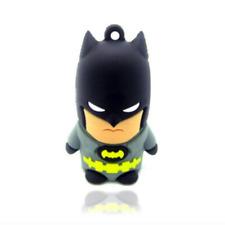 New Cute Avengers Batman Cartoon Model USB2.0 8GB flash drive memory stick Gift