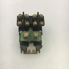 GE CR2810 14 AC used 4p (3)n.o (1)n.c 110v coil machine tool relay see pics #B10