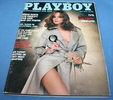 July 1978 Playboy Magazine Playmate Karen Elaine Morton