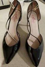 "LEONA EDMISTON' ""MARCELLE"" HEELS (SIZE 37). Originally $155"