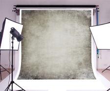10x10FT Retro Gradient Light Grey Photography Background Studio Backdrops Props