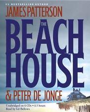 The Beach House by James Patterson & Peter de Jonge (2002, Cassette, Unabridged)