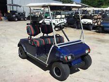 1991 Club Car DS 2 seat passenger 36 volt Golf Cart lights w charger canopy