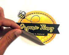 "100 2""x2"" LABELS STICKERS Product labels custom shape WATERPROOF stickers Vinyl"