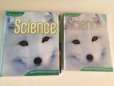 Harcourt Science Grade 1 Arizona Student Teacher Bundle 2006 015348828X