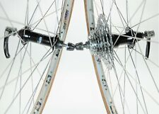 """SHIMANO DEORE LX SILENT CLUTCH WTB SRAM 5.0 8 SPEED BICYCLE 26"""" WHEELS 135 MM"""