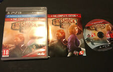 Bioshock Infinite The Complete Edition Play Station 3 PS3 PAL ESPAÑOL
