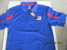 Men's New York Giants 3 button front pull over Short sleeve size Small New with